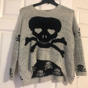LF Skull Sweater